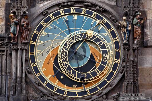 Prague-Astronomical-Clock-Photo