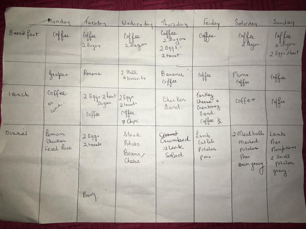 samplediary