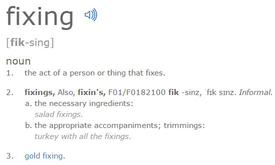 definefixing